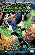 Hal Jordan and the Green Lantern Corps, Vol. 5: Twilight of the Guardians