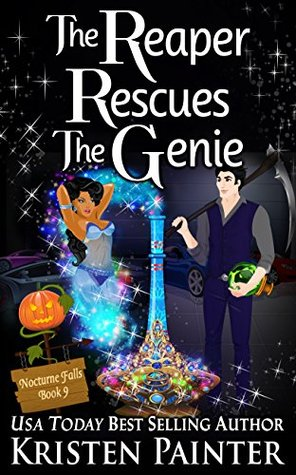 The Reaper Rescues the Genie by Kristen Painter