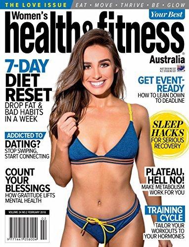 Women's Health & Fitness Australia — January 2018