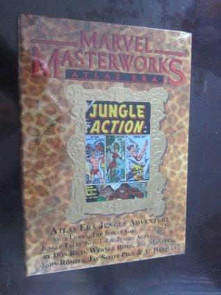 Marvel Masterworks Volume 159 Atlas Era Jungle Adventure Limited Edition