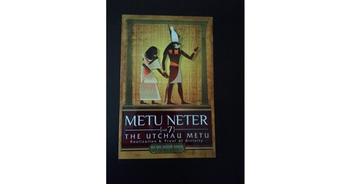 Metu Neter Vol 1 Ebook Download