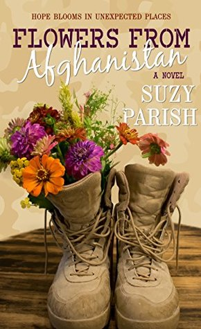 Flowers from Afghanistan by Suzy Parish