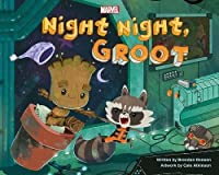Marvel Night Night, Groot (Picture Book)