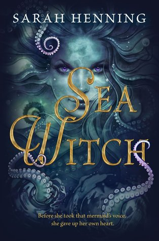 Sea witch by Sarah Henning
