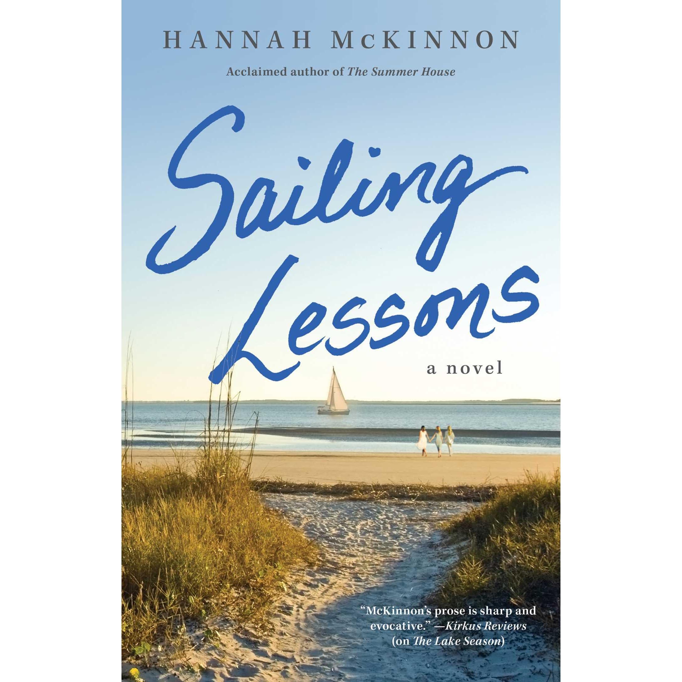 The Lake Season A Novel Wiring Library Titan Toro 5200 Diagram Sailing Lessons By Hannah Mckinnon