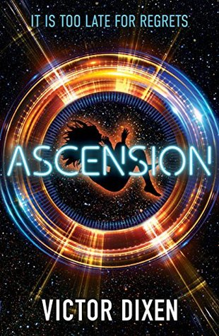 Ascension (Phobos, #1)