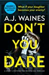 Don't You Dare audiobook download free