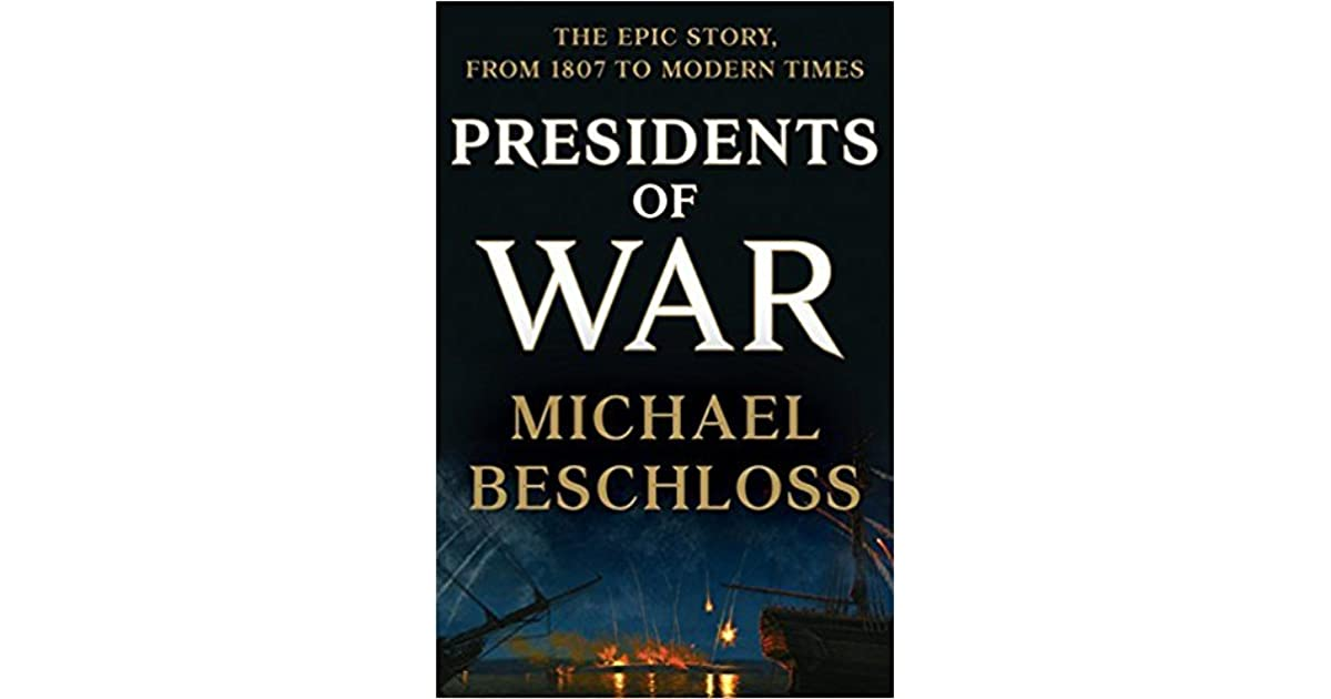 Summary: Presidential Courage: Review and Analysis of Michael Beschlosss Book