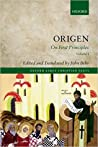 Origen: On First Principles, Reader's Edition