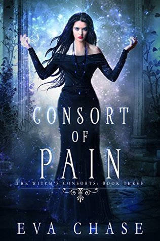 Consort of Pain (The Witch's Consorts, #3)