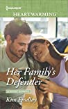 Her Family's Defender (Hockey Romance #2)