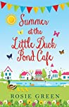 Summer at The Little Duck Pond Cafe (The Little Duck Pond Cafe, #2)