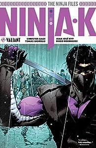 Ninja-K, Vol. 1: The Ninja Files
