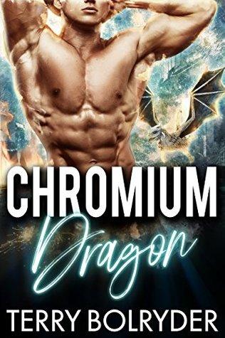 Chromium Dragon by Terry Bolryder