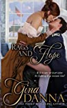 Rags and Hope (Hearts Touched by Fire, #3)