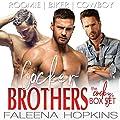 Cocker Brothers Romance Series 3-Book Box Set