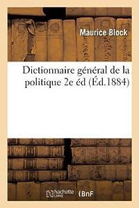 Dictionnaire général de la politique