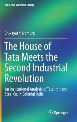 The House of Tata Meets the Second Industrial Revolution