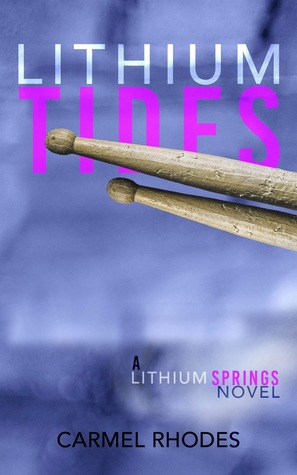 Lithium Tides by Carmel Rhodes