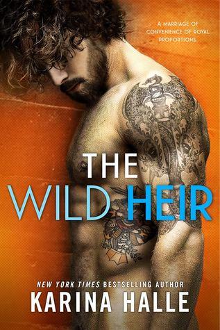 The Wild Heir (Royal Romance #2)