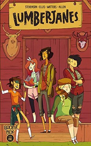 Lumberjanes: Beware the Kitten Holy (Lumberjanes, #01)
