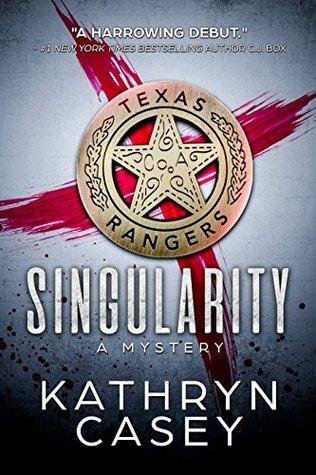 SINGULARITY: A Mystery (Sarah Armstrong, #1)