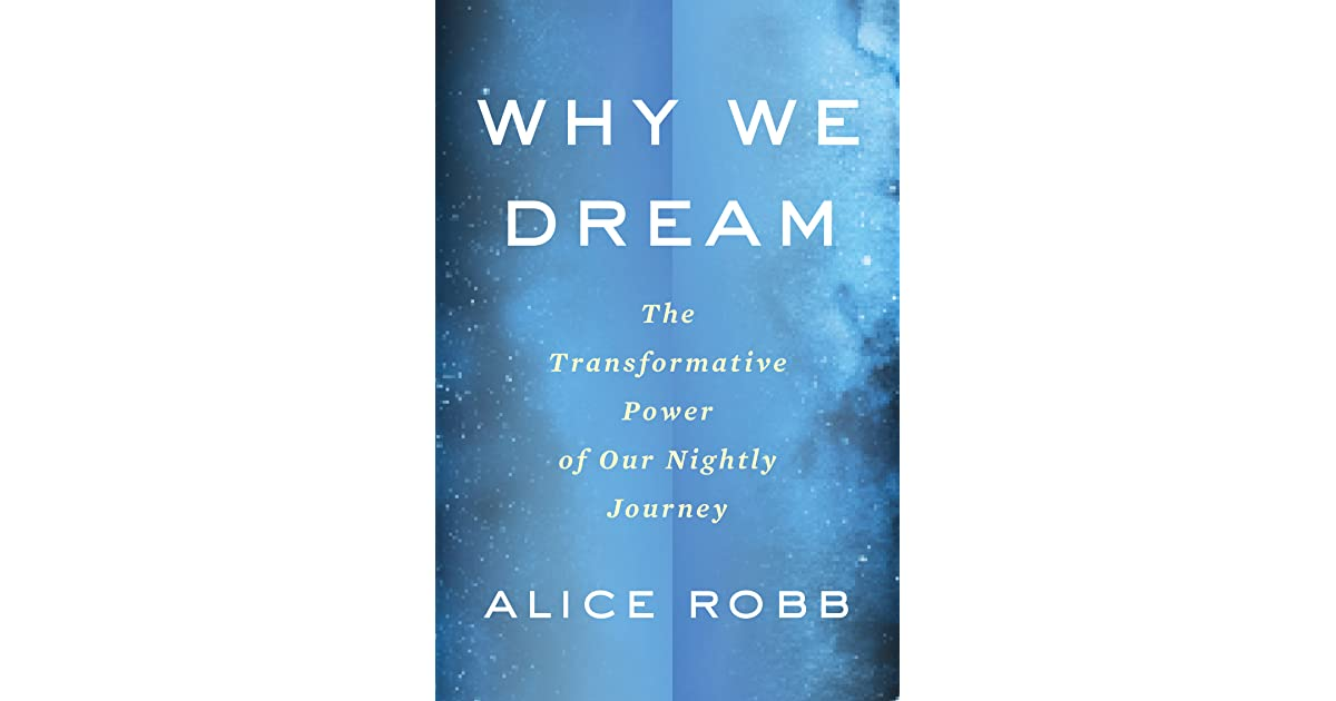 Why We Dream: The Transformative Power of Our Nightly