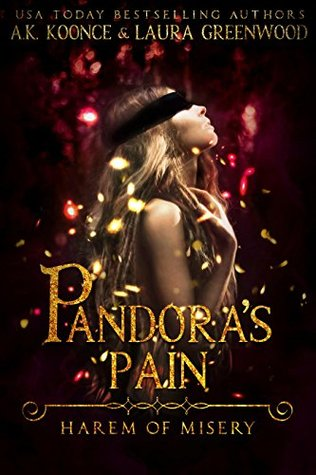 Pandora's Pain (The Harem of Misery, #1)