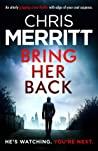 Bring Her Back (Detective Zac Boateng #1) audiobook download free