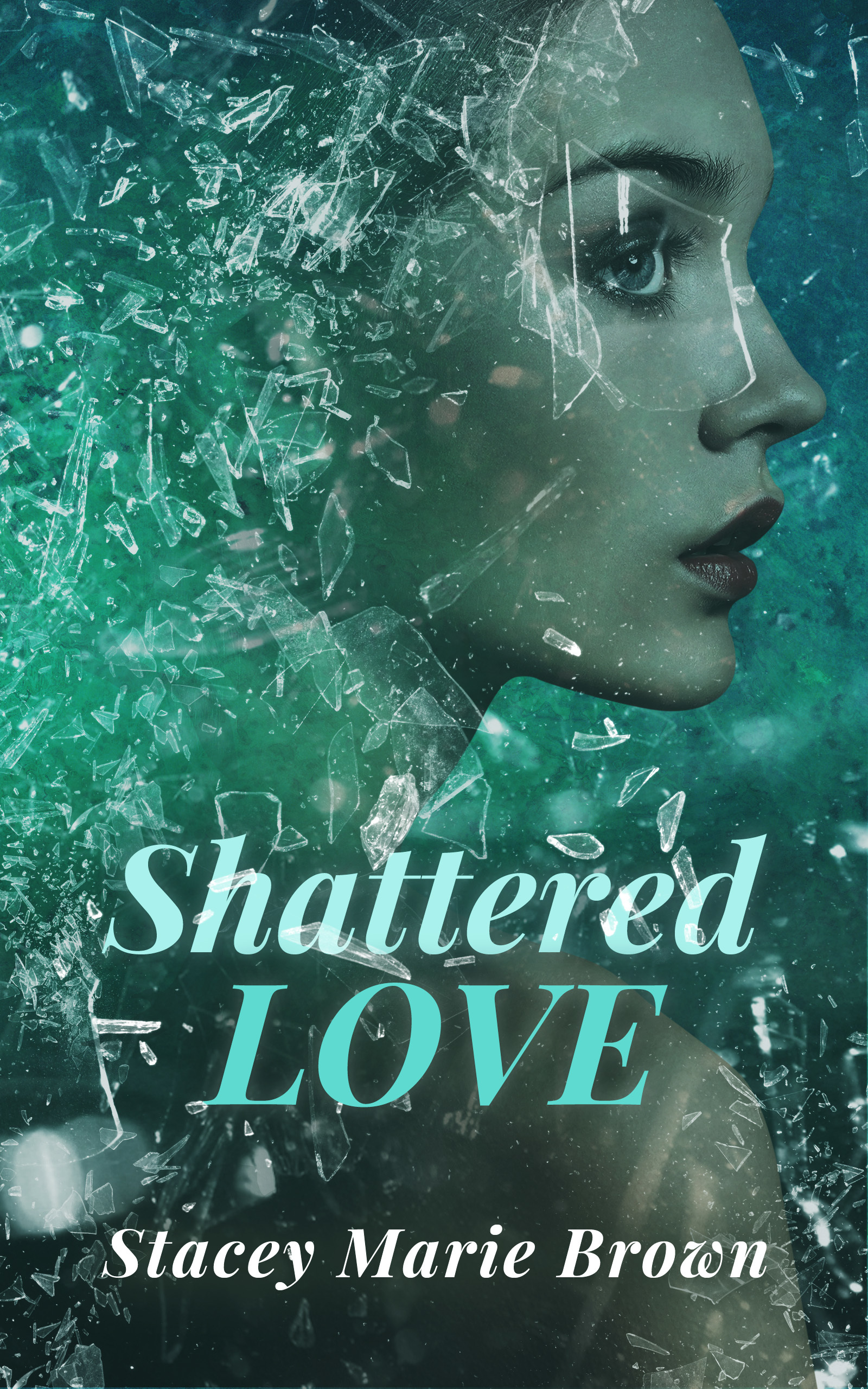 Stacey Marie Brown - Shattered Love