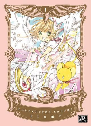 Card Captor Sakura, tome 1 by CLAMP