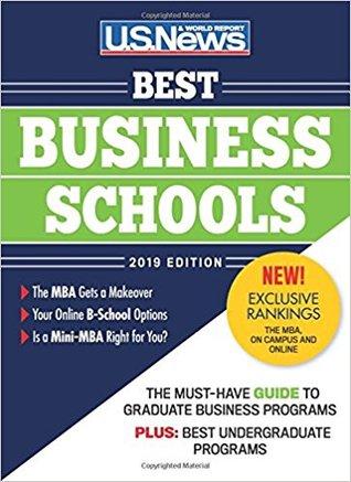 Best Business Schools 2019