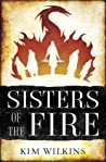 Sisters of the Fire (Blood and Gold, #2)