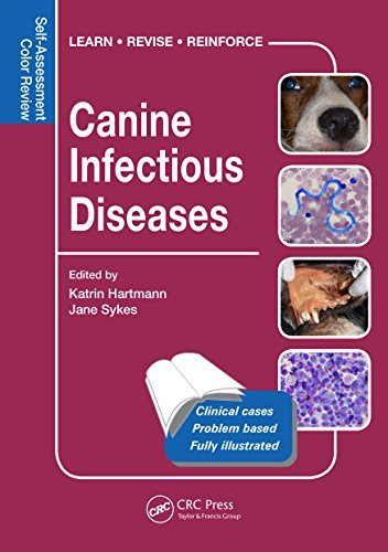 Canine Infectious Diseases Self-Assessment Color Review (Veterinary Self-Assessment Color Review Series)