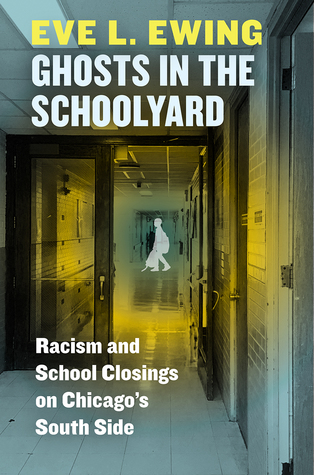 Ghosts in the Schoolyard book cover