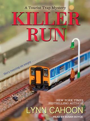 Killer Run (A Tourist Trap Mystery, #5)