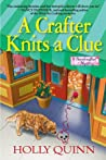 A Crafter Knits a Clue (A Handcrafted Mystery #1) by Holly Quinn audiobook