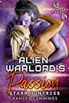 Alien Warlord's Passion (Warlord Brides, #2)