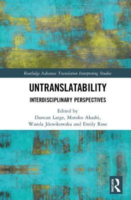 Untranslatability Interdisciplinary Perspectives - facebook com LinguaLIB