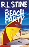 Beach Party by R.L. Stine
