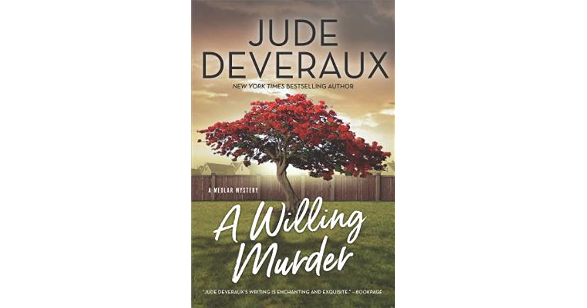 A Willing Murder (Medlar Mystery #1) by Jude Deveraux