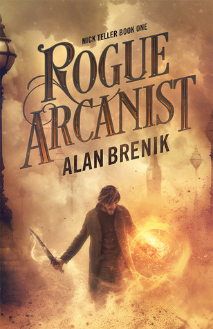 Rogue Arcanist by Alan Brenik