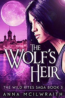 The Wolf's Heir (The Wild Rites Saga #3)