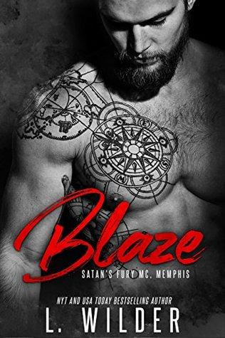 Blaze (Satan's Fury MC: Memphis, #1)