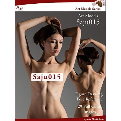 Art Models Saju015: Figure Drawing Pose Reference by Douglas