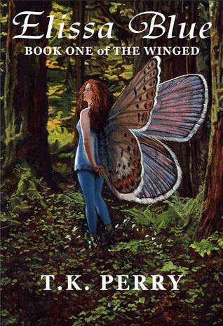 Elissa Blue (The Winged #1)
