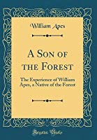 A Son of the Forest: The Experience of William Apes, a Native of the Forest (Classic Reprint)