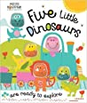 Five Little Dinosaurs (Petite Boutique)