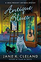 Antique Blues: A Josie Prescott Antiques Mystery