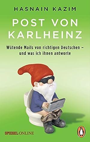 Post von Karlheinz by Hasnain Kazim